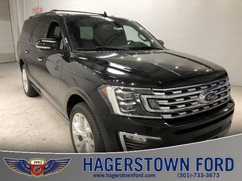 2018 Ford Expedition Max Limited 4 Door SUV Automatic