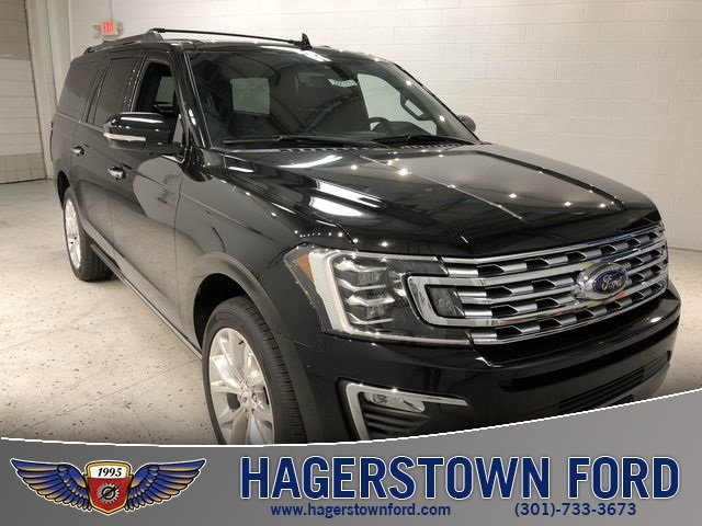 2018 Ford Expedition Max Limited Automatic SUV 4X4 4 Door