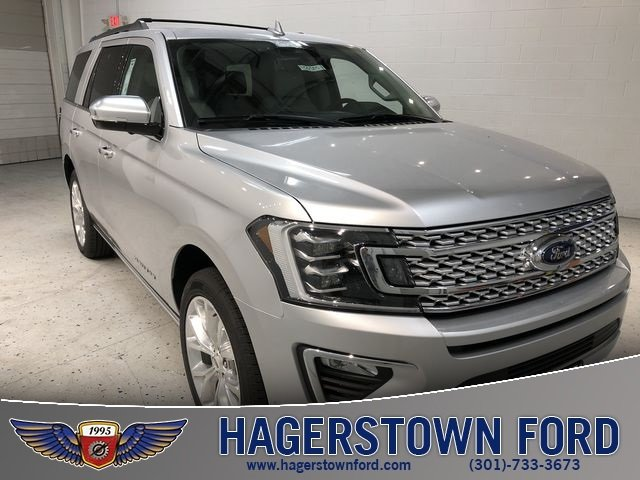 2018 Ford Expedition Platinum Automatic 4 Door EcoBoost 3.5L V6 GTDi DOHC 24V Twin Turbocharged Engine