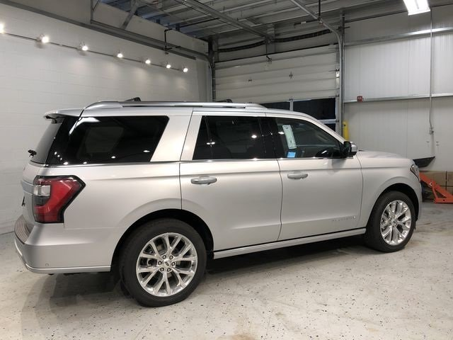 2018 Ford Expedition Platinum Automatic EcoBoost 3.5L V6 GTDi DOHC 24V Twin Turbocharged Engine 4X4