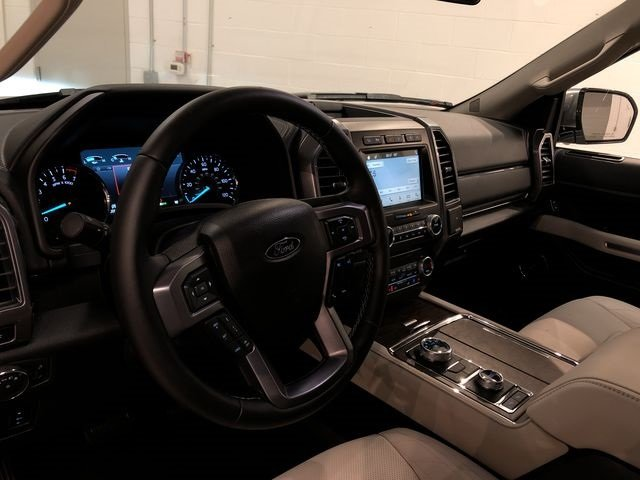 2018 Ford Expedition Platinum 4 Door Automatic SUV 4X4 EcoBoost 3.5L V6 GTDi DOHC 24V Twin Turbocharged Engine