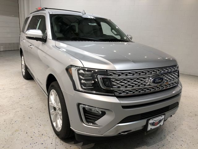 2018 Ford Expedition Platinum Automatic 4 Door 4X4 SUV