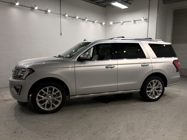 2018 Ford Expedition Platinum SUV 4X4 Automatic