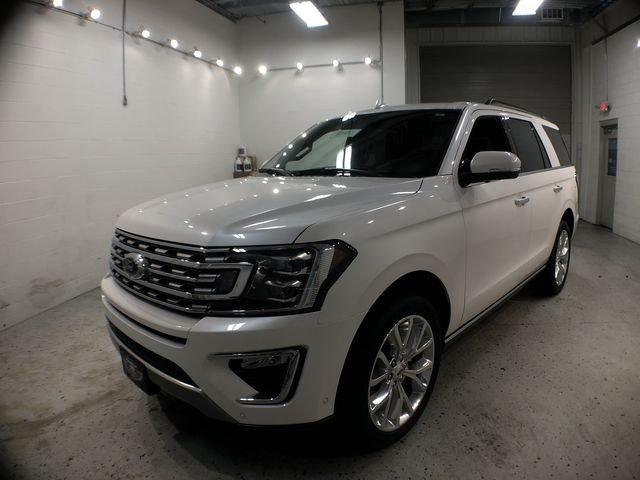 2018 Ford Expedition Limited 4 Door Automatic SUV EcoBoost 3.5L V6 GTDi DOHC 24V Twin Turbocharged Engine