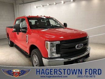 2019 Ford Super Duty F-250 SRW XL Truck 4 Door 6.2L SOHC Engine RWD Automatic