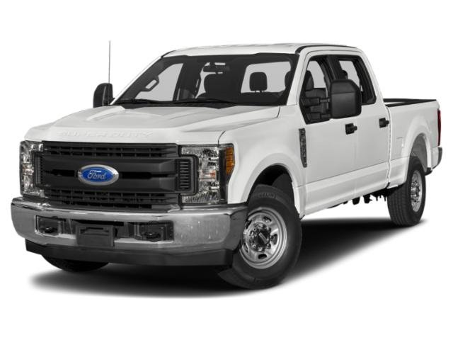 2019 Ford Super Duty F-250 SRW XL RWD 4 Door Automatic 6.2L V8 EFI SOHC 16V Flex Fuel Engine