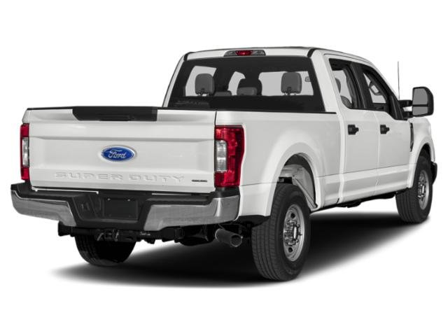 2019 Oxford White Ford Super Duty F-250 SRW XL Automatic 6.2L V8 EFI SOHC 16V Flex Fuel Engine RWD Truck 4 Door