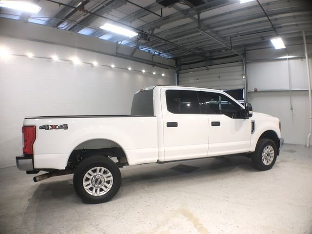 2018 Ford Super Duty F-250 SRW XLT 4 Door 4X4 Automatic Truck