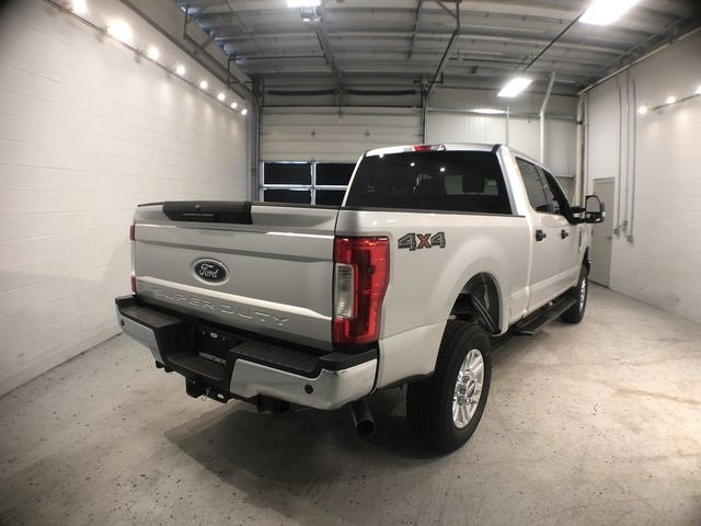 2018 Ford Super Duty F-250 SRW XLT 4 Door V8 Engine Automatic
