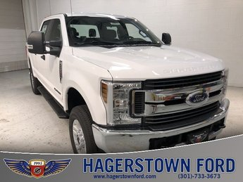 2019 Oxford White Ford Super Duty F-250 SRW XL 4X4 Automatic Power Stroke 6.7L V8 DI 32V OHV Turbodiesel Engine