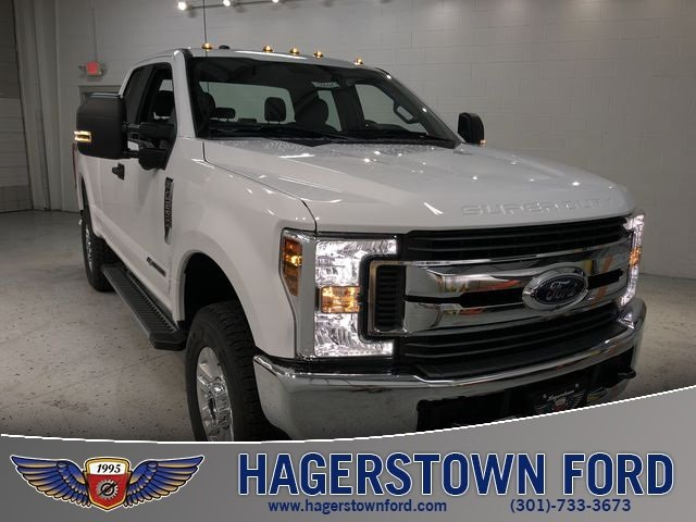 2019 Ford Super Duty F-250 SRW XL 4 Door Truck 4X4 Automatic Power Stroke 6.7L V8 DI 32V OHV Turbodiesel Engine