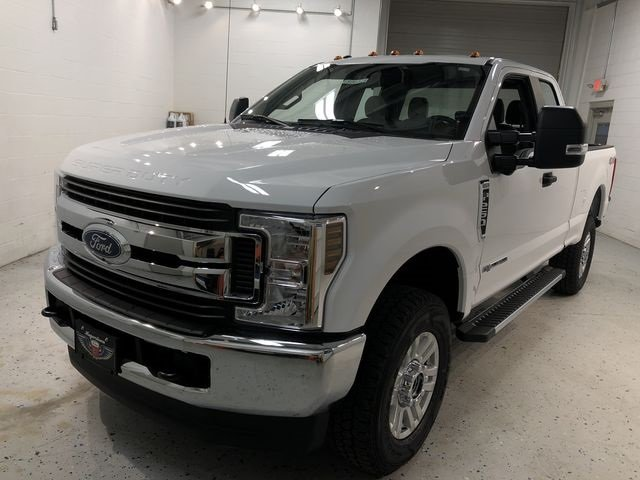 2019 Ford Super Duty F-250 SRW XL Automatic 4X4 Truck Power Stroke 6.7L V8 DI 32V OHV Turbodiesel Engine 4 Door