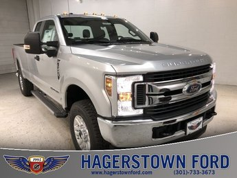 2019 Ingot Silver Metallic Ford Super Duty F-250 SRW XL Automatic Truck 4X4