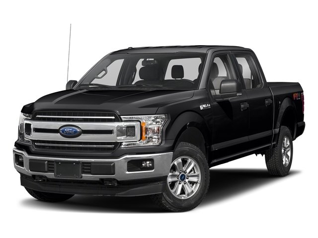 2018 Ford F-150 Lariat Automatic Truck 5.0L V8 Ti-VCT Engine 4 Door 4X4