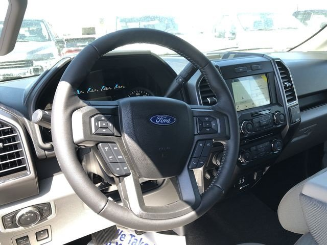 2018 Ford F-150 XLT 5.0L V8 Ti-VCT Engine Automatic Truck