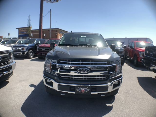 2018 Ford F-150 XLT 4X4 5.0L V8 Ti-VCT Engine Truck Automatic