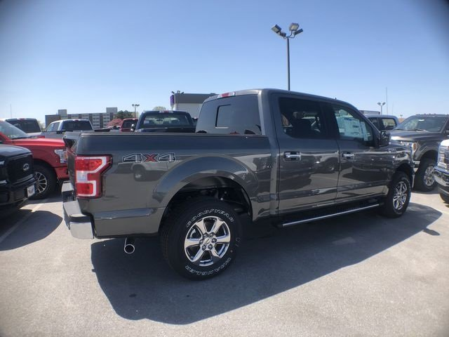 2018 Ford F-150 XLT 4X4 Automatic 5.0L V8 Ti-VCT Engine Truck 4 Door