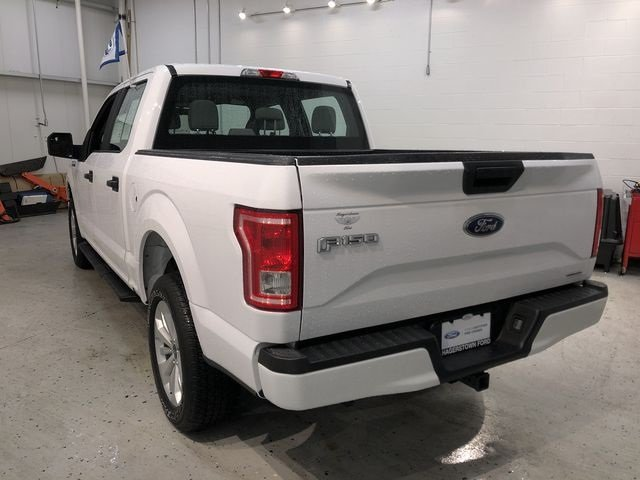 2016 Oxford White Ford F-150 XL Automatic 4X4 4 Door
