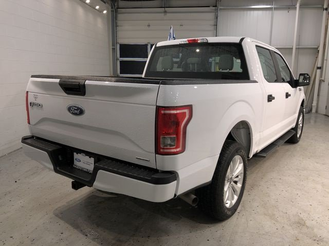 2016 Ford F-150 XL Automatic 4 Door 4X4