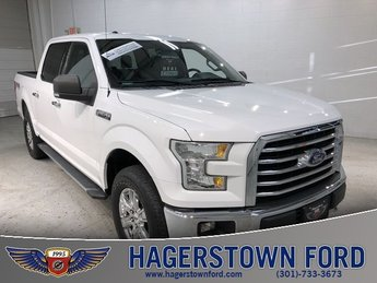 2015 Ford F-150 XLT Truck 4X4 4 Door 5.0L V8 FFV Engine Automatic