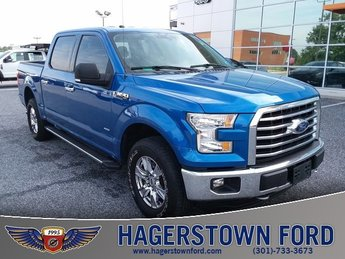 2016 Ford F-150 XLT Truck 4 Door EcoBoost 3.5L V6 GTDi DOHC 24V Twin Turbocharged Engine
