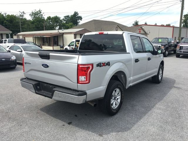 2017 Ford F-150 XLT 4 Door Truck 4X4 Automatic