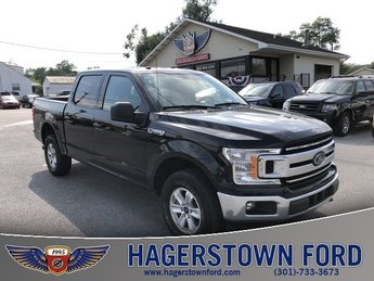 2018 Ford F-150 XLT 4 Door 4X4 EcoBoost 3.5L V6 GTDi DOHC 24V Twin Turbocharged Engine Truck