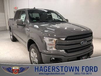 2018 Lead Foot Ford F-150 Lariat 4X4 EcoBoost 3.5L V6 GTDi DOHC 24V Twin Turbocharged Engine Truck 4 Door