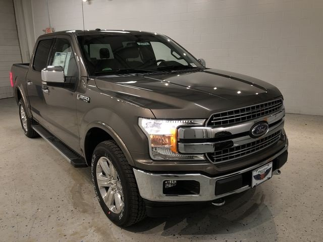 2018 Stone Gray Ford F-150 Lariat 4 Door Automatic Truck