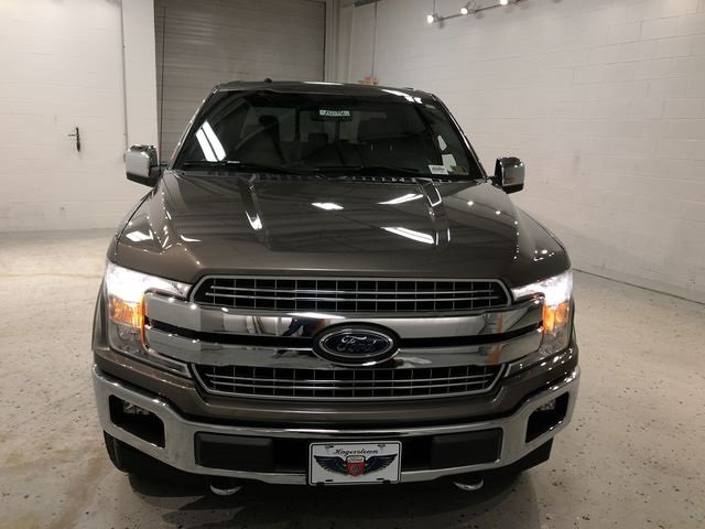 2018 Stone Gray Ford F-150 Lariat Automatic 4X4 Truck