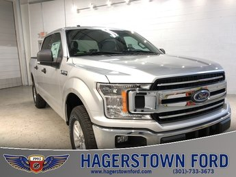 2018 Ford F-150 XLT 4 Door 4X4 Automatic