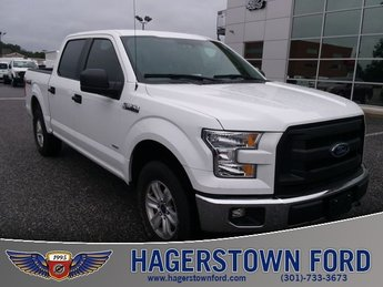 2017 Ingot Silver Metallic Ford F-150 XL Automatic 4 Door 2.7L V6 EcoBoost Engine