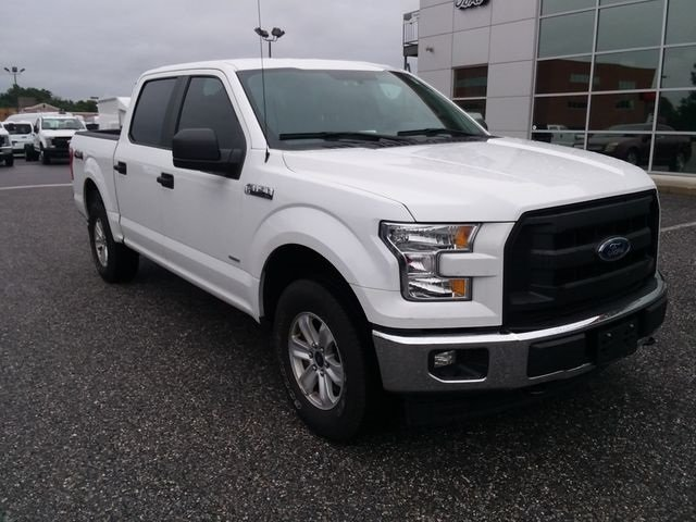 2017 Ford F-150 XL Truck 2.7L V6 EcoBoost Engine 4 Door Automatic