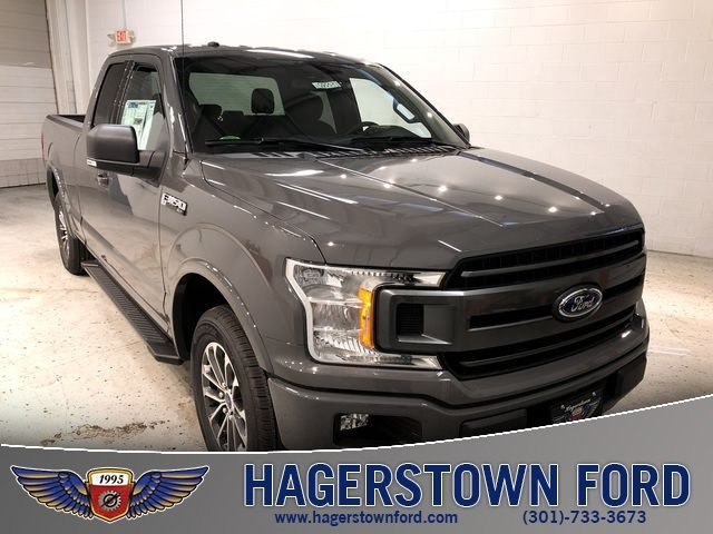 2018 Lead Foot Ford F-150 XLT 4 Door RWD Automatic Truck