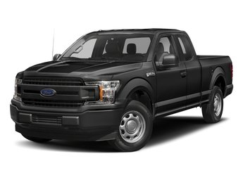 2018 Magnetic Metallic Ford F-150 XLT Automatic Truck EcoBoost 2.7L V6 GTDi DOHC 24V Twin Turbocharged Engine