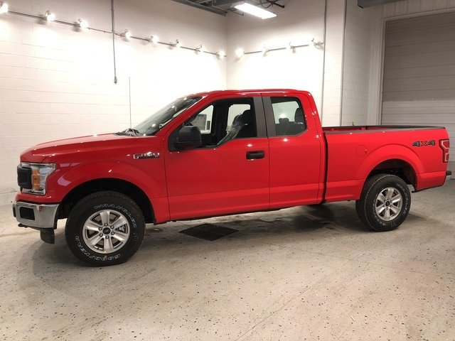 2018 Ford F-150 XL 4 Door Truck Automatic