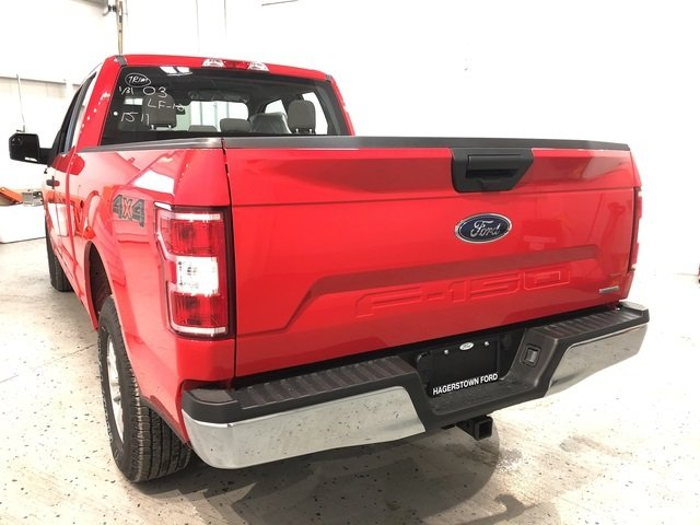 2018 Ford F-150 XL Automatic 4X4 Truck 4 Door EcoBoost 2.7L V6 GTDi DOHC 24V Twin Turbocharged Engine