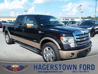 2014 Kodiak Brown Metallic Ford F-150 King Ranch Truck Automatic RWD