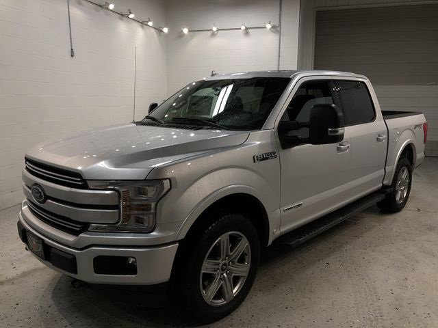 2018 Ford F-150 Lariat 3.0L Diesel Turbocharged Engine 4 Door Truck