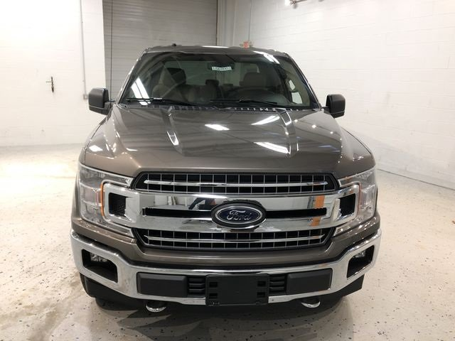 2018 Stone Gray Ford F-150 XLT Truck 4X4 4 Door