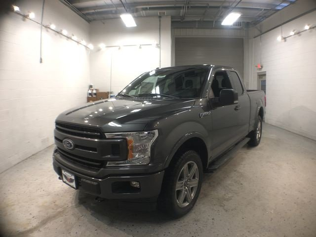 2018 Ford F-150 XLT 4 Door 5.0L V8 Ti-VCT Engine Automatic