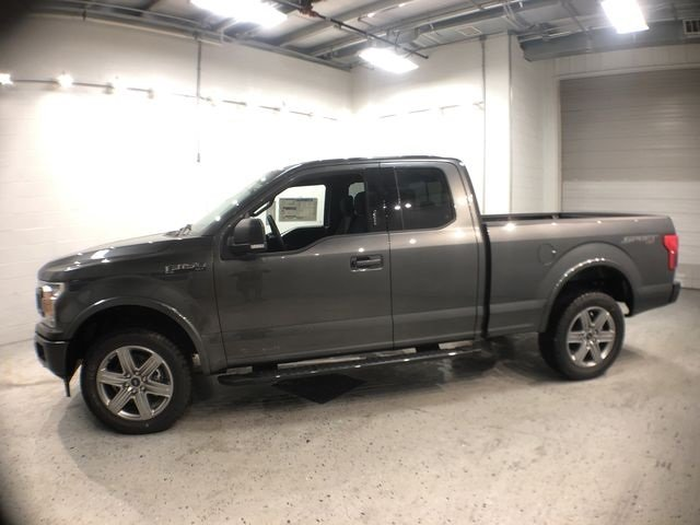 2018 Ford F-150 XLT 5.0L V8 Ti-VCT Engine Automatic 4 Door