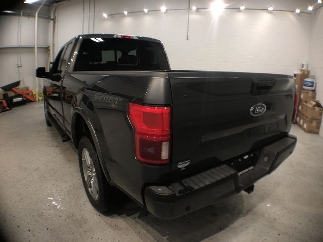 2018 Ford F-150 XLT 5.0L V8 Ti-VCT Engine Automatic Truck 4X4 4 Door