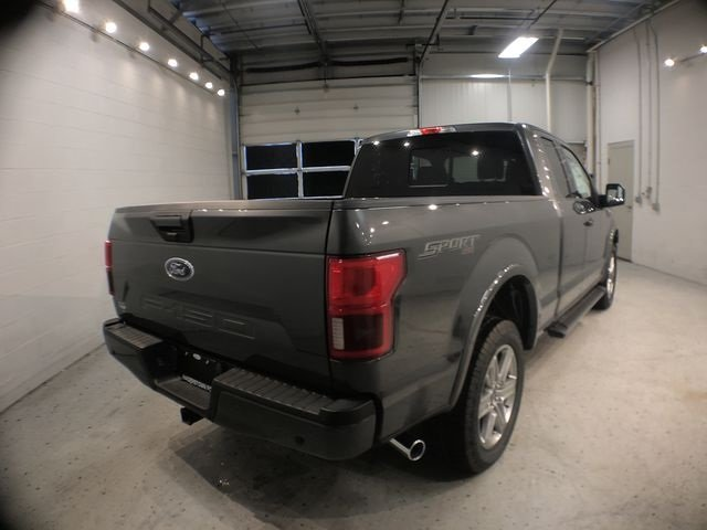 2018 Magnetic Metallic Ford F-150 XLT 4 Door Truck Automatic 4X4 5.0L V8 Ti-VCT Engine