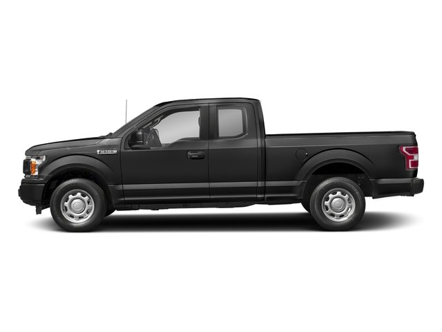 2018 Magnetic Metallic Ford F-150 XLT Automatic 4 Door 4X4