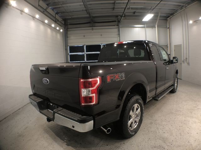 2018 Magma Red Metallic Ford F-150 XLT 4X4 4 Door Truck 5.0L V8 Ti-VCT Engine Automatic