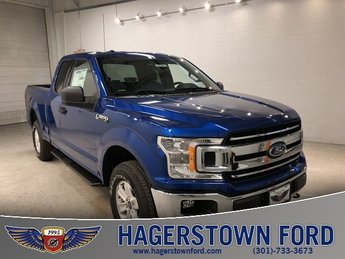 2018 Ford F-150 XLT 4 Door 4X4 Automatic Truck 5.0L V8 Ti-VCT Engine