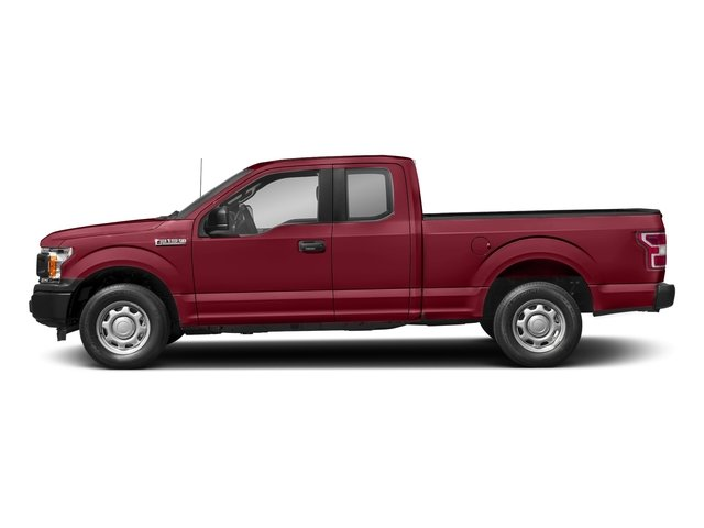 2018 Ford F-150 XLT 4X4 5.0L V8 Engine Truck 4 Door Automatic