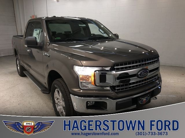 2018 Ford F-150 XLT Truck Automatic 4X4 4 Door