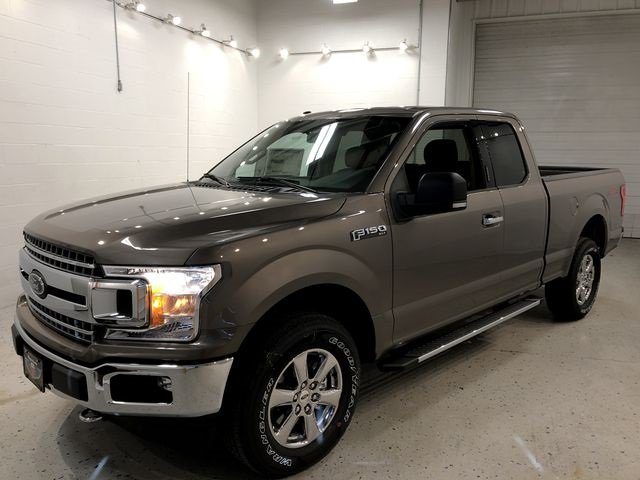 2018 Ford F-150 XLT 4X4 EcoBoost 3.5L V6 GTDi DOHC 24V Twin Turbocharged Engine Automatic 4 Door